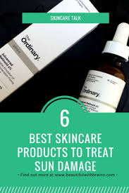 What Is Best Skin Care Products For Anti Aging What Are The Best Skincare Products For Sun Damaged Skin