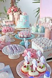 pastel garden themed birthday party gardenparty girlsparty
