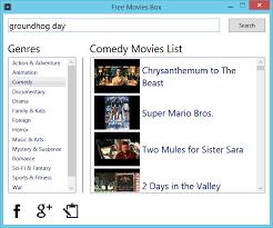 free movies box download