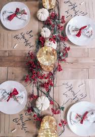 how to decorate a thanksgiving table on a budget zoe with