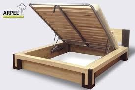 costruire letto giapponese bali contenitore