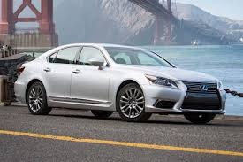 lexus ls 430 history used 2017 lexus ls 460 sedan pricing for sale edmunds