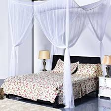 Bed Canopy Goplus 4 Corner Post Bed Canopy Mosquito Net