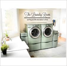How To Decorate A Laundry Room Wall Decor Ideas Modern Decoration Laundry Room Vinyl Wall
