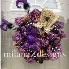 shop deco mesh wreaths for fall on wanelo