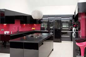 kitchen design white cabinets black appliances 15 kitchens with black appliances photo inspiration home