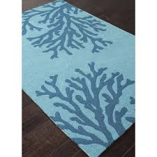 Blue And White Area Rugs Jaipur Grant Bough Out Indoor Outdoor Area Rug Hayneedle