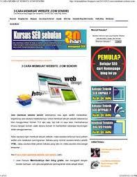 step by step membuat website sendiri 211553546 3 cara membuat website pdf by rahman efendi issuu