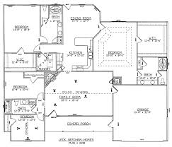 4 bedroom 2 bath house plans needham homes inc