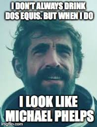 Dos Equis Guy Meme - new dos equis guy michael phelps imgflip