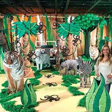 safari decorations birthday theme decoration india jungle safari party decorations