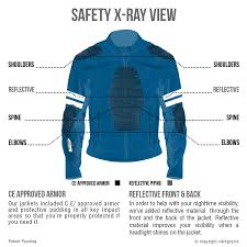reflective bike jacket men s viking cycle bloodaxe leather motorcycle jacket for men