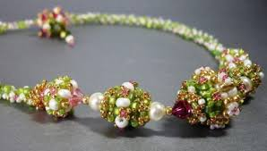 beaded bead necklace images Beaded beads jewelry inspiration patterns and tutorials hubpages jpg