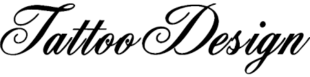 tattoodesign com calligraphy fonts for use with the free tattoo
