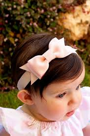 baby bow headbands pin by magda k on kokardki
