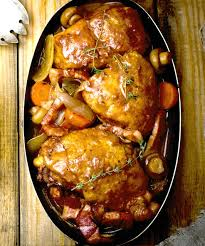 cuisine vin cooker coq au vin the wilderness