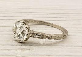 simple vintage engagement rings top ten places to look for vintage engagement rings bestbride101