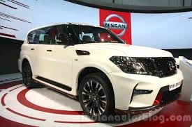urvan nissan 2015 nissan patrol suv to launch in india with 5 6l v8 engine