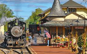 america u0027s best towns for halloween travel leisure