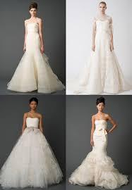 vera wang robe de mari e vera wang robes de mariée d exception d une mariée à l autre