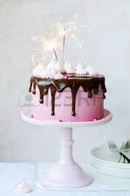 birthday cake sparklers birthday cake with sparkler images stock pictures royalty free