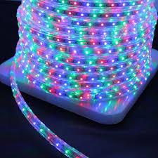 rgb led puck lights 12mm 110v 164ft rgb led light flexible waterproof torchstar