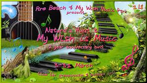 nature u0027s hunt 2 my wish is music u2013 let the hunt begin u2013 ce soir
