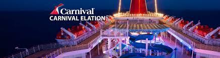 carnival elation cruise ship 2014 and 2016 carnival elation