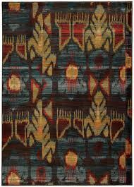 Oriental Weavers Rugs Sphinx Oriental Weavers Area Rugs Sedona Rugs 4378h Charcoal