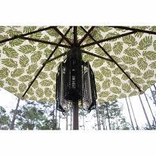 Camo Patio Umbrella by Fire Sense Umbrella Halogen Patio Heater Walmart Com