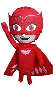 amazon owlette pinata inspired pj mask toys u0026 games