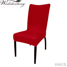 cheap universal chair covers 45 45 55cm half back chair covers decoration wedding wholesale