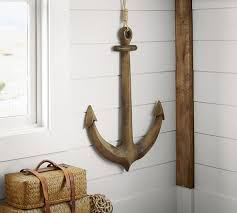 wooden anchor wall wooden anchor wall pottery barn