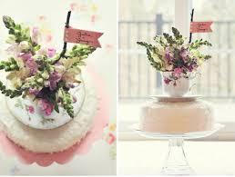vintage cake topper diy teacup cake topper ruffled