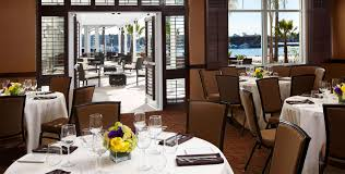 waterfront dining marina del rey jamaica bay inn in room