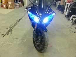 how to install led strip lights on a motorcycle hid xenon kit installation h i d installation toronto north york