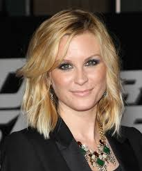 re create tognoni hair color bonnie somerville medium wavy casual hairstyle medium blonde