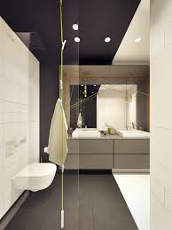 Pod Style Bathroom A Modern Scandinavian Inspired Apartment With Ingenius Features