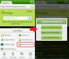 dolphin browser for android apk dolphin browser mini preview2 for android faster than