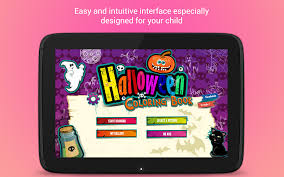 halloween books preschool halloween coloring book android apps on google play