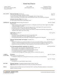 career change resume objective statement examples cv new physicist resume vitae york