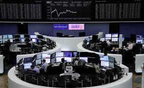 stocks rebound in flat european market as catalonia fears