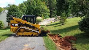 excavation grading equipment
