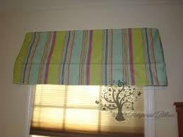 Kitchen Valances Windows Affordable Way To Transform Your Kitchen Window Using