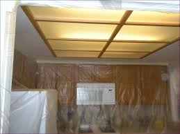 Fluorescent Light Fixtures For Drop Ceilings by Kitchen Room Best Bathroom Lighting Over The Counter Kitchen