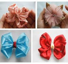 how to make hair bow how to make the lucia hair bows
