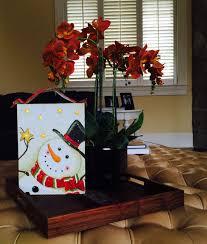 country christmas decorations christmas home decor snowman