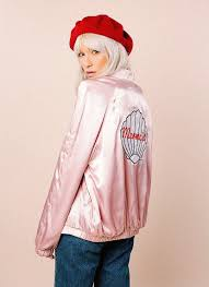 mermaid bomber jacket by valfre valfré