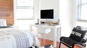 chambre avec comment aménager une chambre avec un coin bureau keldeco