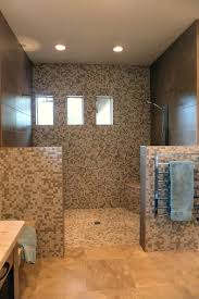 Open Shower Bathroom Design by 100 Walk In Shower Ideas For Small Bathrooms Modular Homes